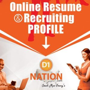 Personalized Recruiting Profile